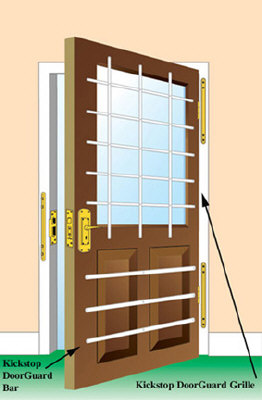 Door Security Grille And Door Security Bar Buy Online